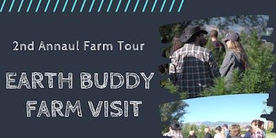 Earth Buddy Pet's 2nd Annual Farm Tour