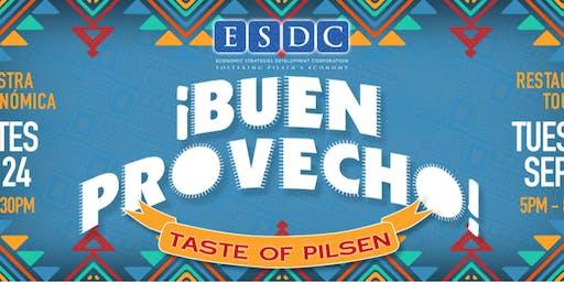¡Buen Provecho! Taste of Pilsen