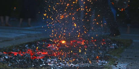 Cardiff Firewalk  tickets