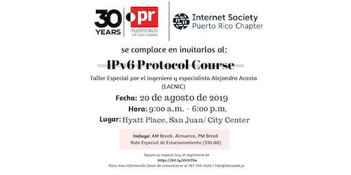 IPv6 Protocol Course