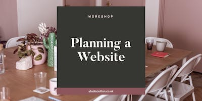 Planning a Website for Small Creative Businesses