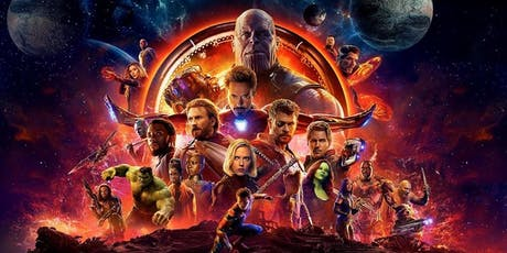Film Screening: Avengers Infinity War tickets