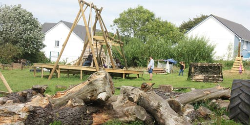 Adventure Playground Session Lunch 27-30 Aug