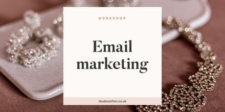 Email Marketing for Small Creative Businesses  tickets