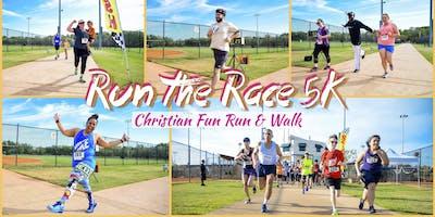 Run The Race 5K -Christian Fun Run & Walk