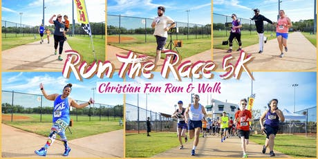 Run The Race 5K -Christian Fun Run & Walk tickets