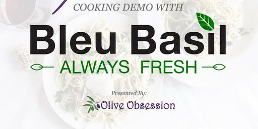 Cooking Demo - Who Loves Pasta? New Pesto Stuffed Ravioli Recipe