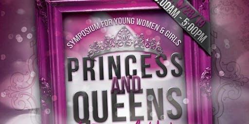 Princesses and Queens Unite