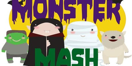 May Whitney Monster Mash tickets