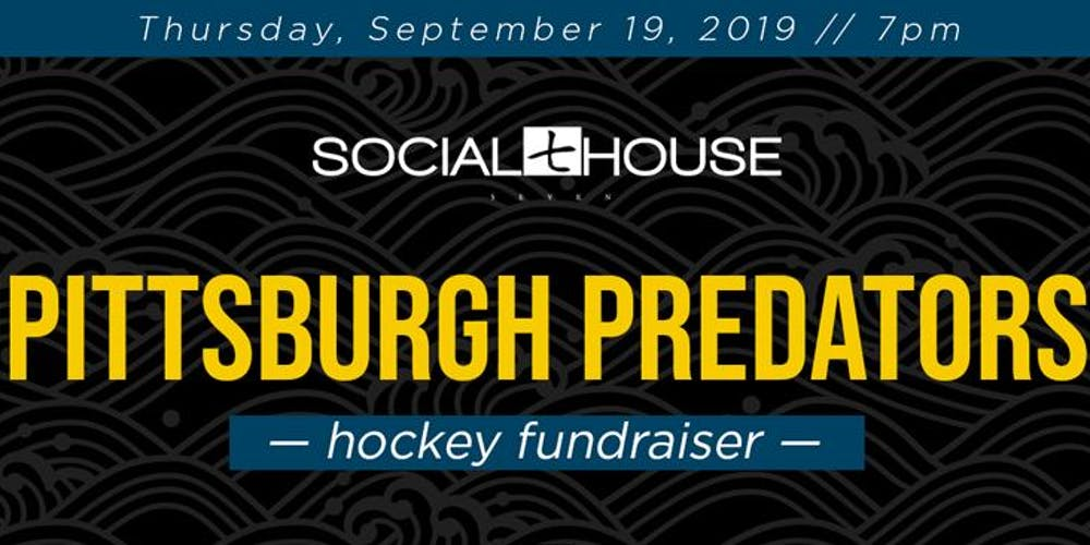 Pittsburgh Predators Hockey Club Wine Tasting Fundraiser Tickets