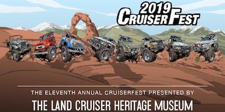 2019 CruiserFest tickets