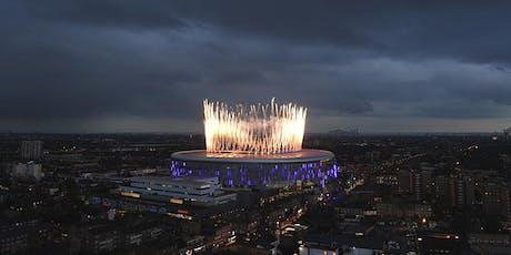 Behind the design at the Tottenham Hotspur Stadium tickets