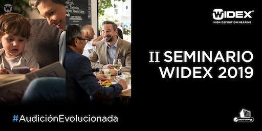II Seminario Widex 2019
