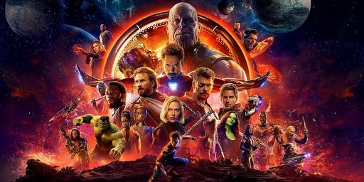 Film Screening: Avengers End Game