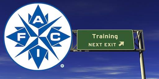 IAFCI Central Canada Chapter Training Seminar
