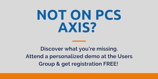 PCS Axis Migration Demo