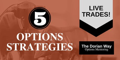 5 Options Strategies Live! tickets