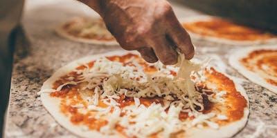 DIY Pizza Night