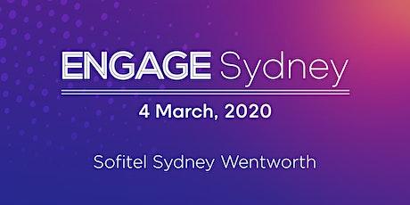 Engage Sydney 2020 tickets
