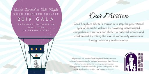 Good Shepherd Shelter's 2019 Gala