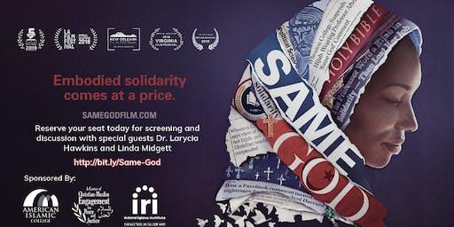Same God: Film Screening & Discussion