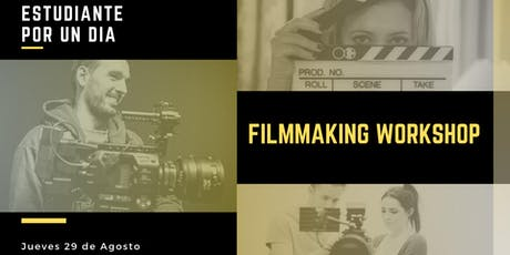 Filmmaking Workshop tickets