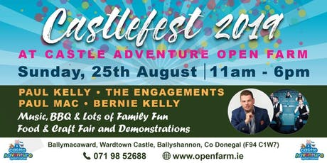 Castle Fest @ Castle Adventure Open Farm tickets