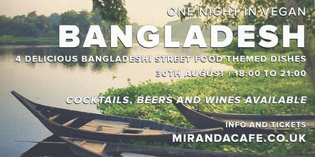 One Night in Vegan Bangladesh tickets