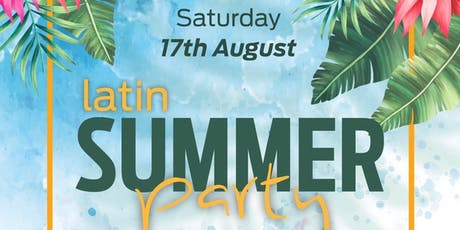 Latin Summer Party tickets