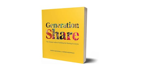 World Tour: Generation Share NY Launch at City Foundry, Industry City with Benita Matofska and Sophie Sheinwald tickets