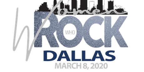 Women Who ROCK Dallas Inaugural Black-Tie Gala tickets