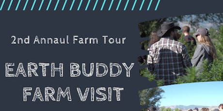 Earth Buddy Pet's 2nd Annual Farm Tour tickets