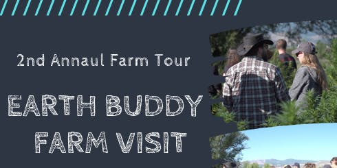 Earth Buddy Pet's 2nd Annual Farm Tour