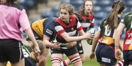 Girls AGLV Workshop (Stirling County RFC)