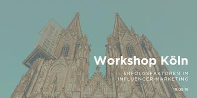 Workshop - Erfolgsfaktoren im Influencer Marketing | Okandada, Köln