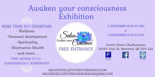 Awaken your consciousness Exhibition