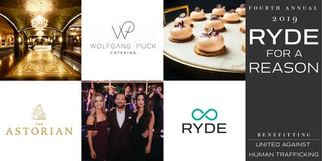 RYDE For A Reason Benefit and Silent Auction tickets