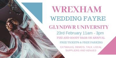 Wrexham Wedding Fayre