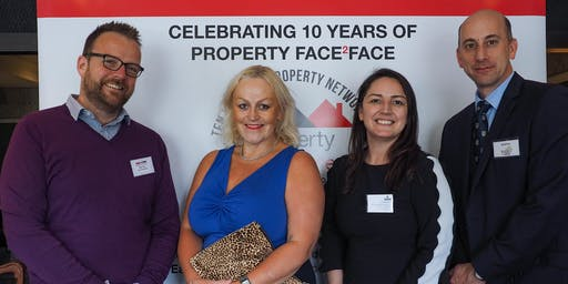 Property face2face Curry Club 6th September 2019