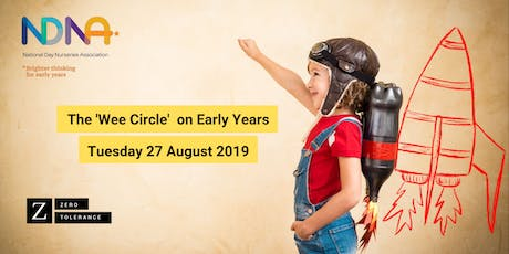 The 'Wee Circle' on Early Years tickets