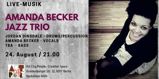 Amanda Becker Jazz Trio / Live music