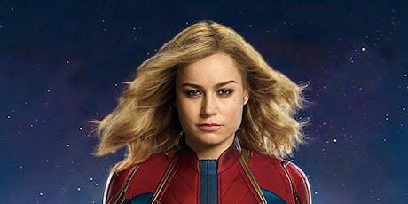 Film Screening: Captain Marvel tickets