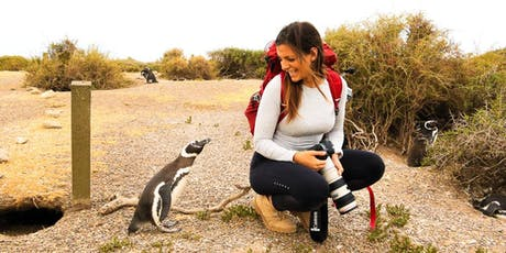 Lizzie Daly: Adventures in Wildlife Conservation (ABERDEEN) tickets