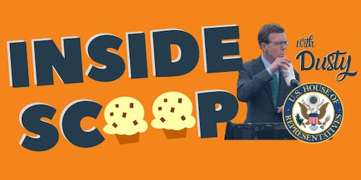 """""""Inside Scoop"""" with Rep. Dusty Johnson in Mobridge"""