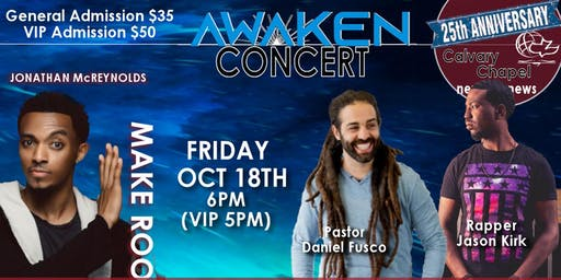 "Copy of CCNN 25TH Anniversary ""Awaken"" Concert"
