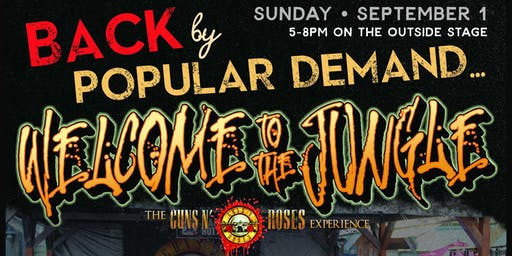 Welcome to the Jungle - The Guns N' Roses Experience