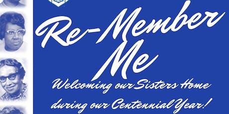 Re-Member Me #2019DKZReclamation tickets