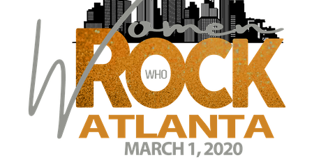 Women Who ROCK Atlanta Inaugural Black-Tie Gala tickets