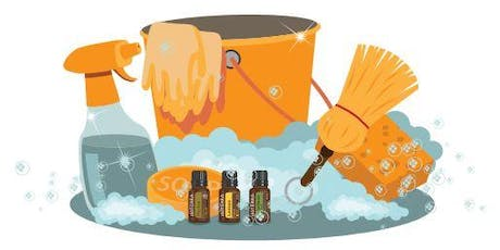 Introduction to Essential Oils & Green cleaning 'make and take' workshop tickets