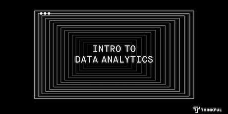 Intro to Data Analytics: SQL Fundamentals tickets